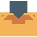 Storage zones introduced Icon